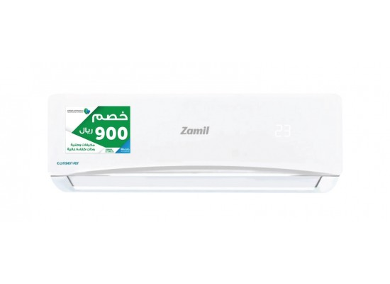 Zamil from High Efficiency Initiative Air Conditioner 18,000 BTU cooling Split AC - MAZ18CCXAD