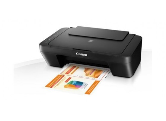 Canon Pixma MG2540S 3 in 1 Printer - Black