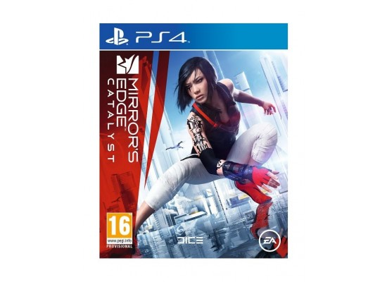 Mirror's Edge Catalyst – Playstation 4 Game