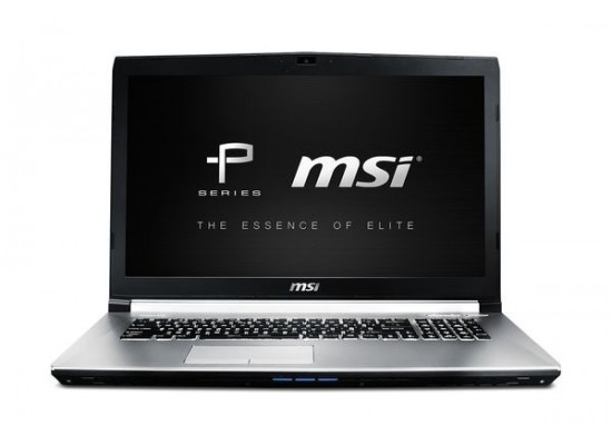 MSI PE70-6QE Core-i7 8GB RAM 1TB+128GB 2GB Nvidia 17.3-inch Gaming Laptop