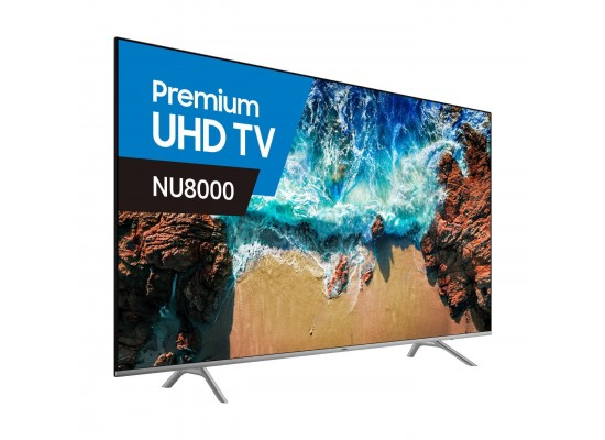 Samsung 82 inch 4K Ultra HD Smart LED TV - UA82NU8000