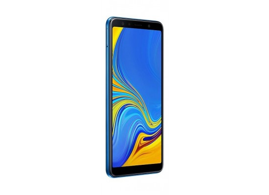 Samsung Galaxy A7 2018 128GB Phone - Blue 2
