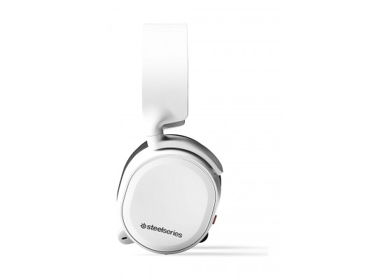 SteelSeries 3 2019 Edition Gaming Headset - White