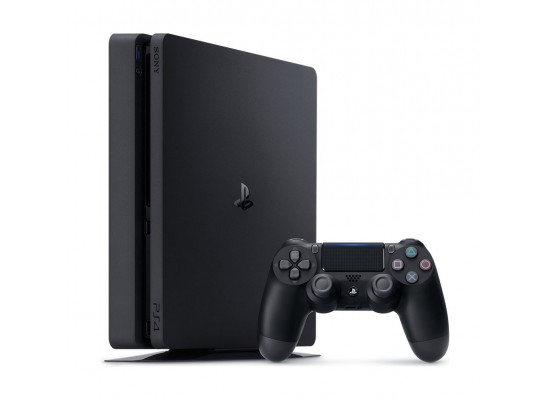 Sony PS4 Slim 1 TB + FIFA 19 + FIFA 19 Ultimate Team DLC + PSN 14 Days