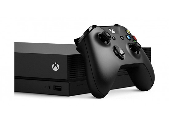 Xbox One X Standard Edition Console 1TB - Black