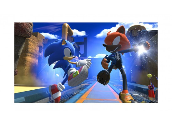 New Sonic Game For Ps4 : Sony soft ps4 sonic for sonic forces digital bonus edition video