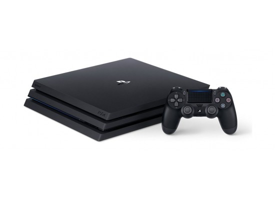 Sony PS4 Pro 1TB Gaming Console (PAL) – Black