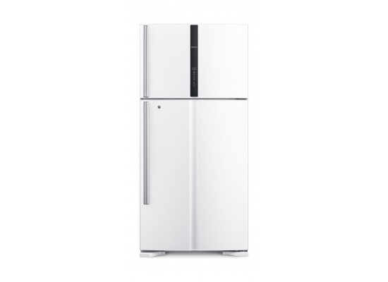 Hitachi 19.4 CFT Top Mount Refrigerator (R-V700PS3KT) - White