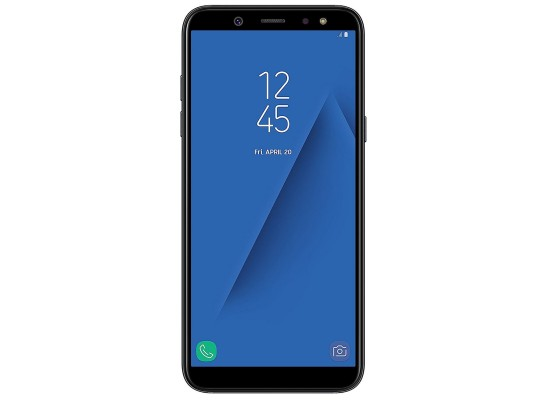 Samsung Galaxy A6 64GB Dual Sim Phone - Black