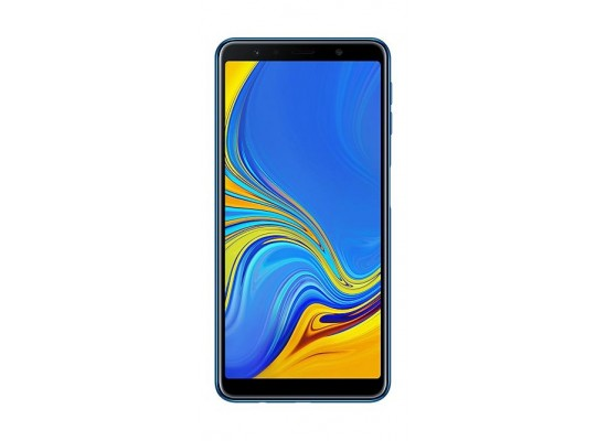 Samsung Galaxy A7 2018 128GB Phone - Blue 5