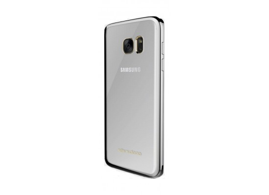 X-Doria Gel Jacket Plus Case For Samsung A3 – Silver