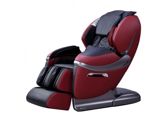 Wansa 3D Massage Chair (SL-A80 ) - Red