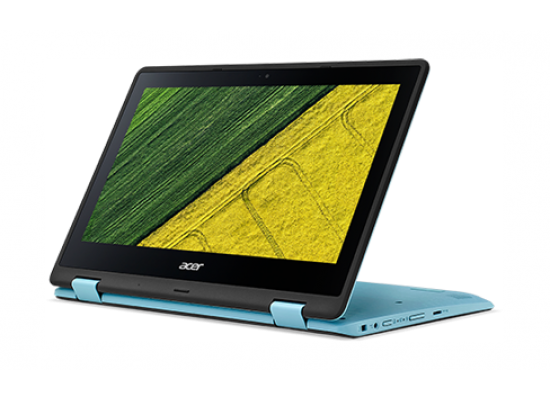 Acer Spin 1 Celeren N3350 2GB RAM 32GB SSD 11.6 inch Touchscreen Convertible Laptop - Blue  1