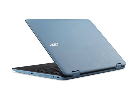 Acer Spin 1 Celeren N3350 2GB RAM 32GB SSD 11.6 inch Touchscreen Convertible Laptop - Blue  2