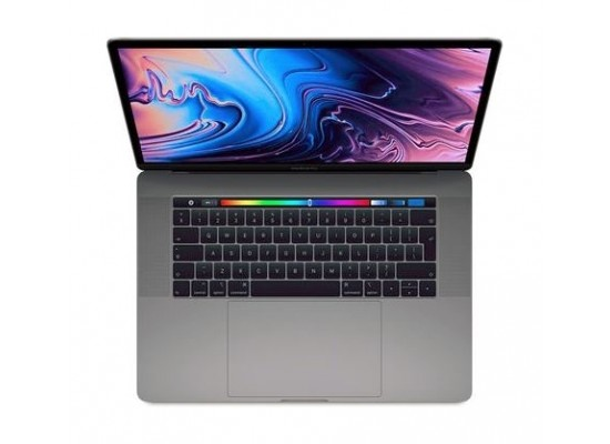 Macbook Pro MR932AB/A core i7 16GB RAM 256GB SSD 15 Inch Laptop (2018) - Space Grey