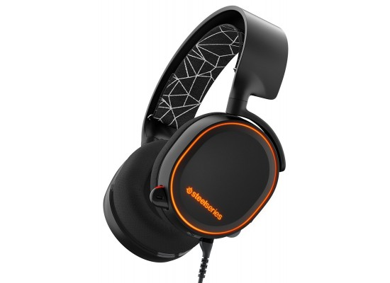 SteelSeries Arctis 5 Gaming Headset + SteelSeries Nimbus Wireless Controller