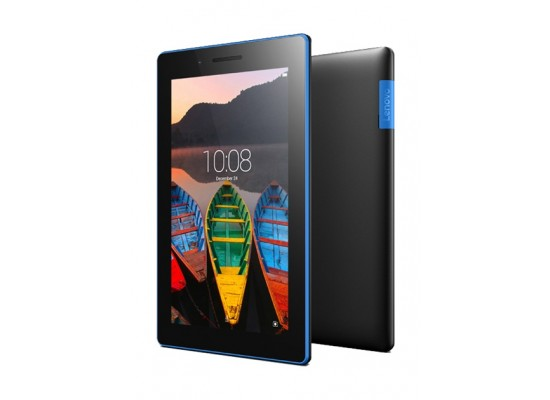 Lenovo Gift Back 7-inch 16 GB 3G Tablet - Front & Back View
