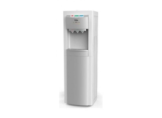 TCL Hot & Cold Water Dispenser (TY-LWYR61T) - White/Silver