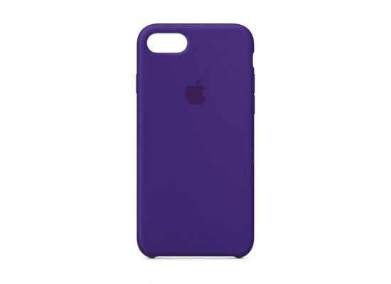 huge selection of 8d751 63f04 Apple Silicone Case For iPhone 7/8 (MQGR2ZM/A) - Ultra Violet