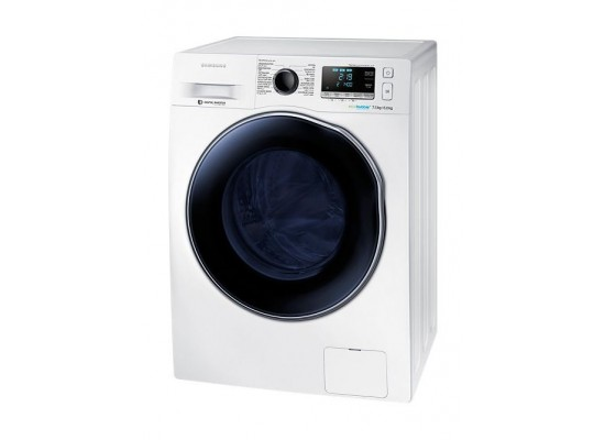 Samsung 7.5kg W / 6kg D Front Loading Washer and Dryer (WD75J6410AW) – White