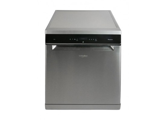 Whirlpool 10 Programs Frontload Dishwasher (WFO3T123PLX) - Grey