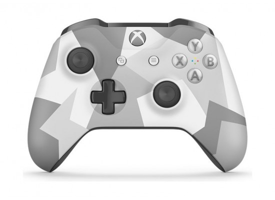 Xbox One Winter Forces Wireless Controller (WL3-00044) - White
