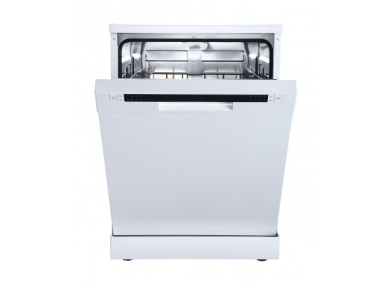 Midea 7 Programs 12 Settings Dishwasher - White