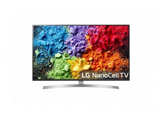 LG 55 inch 4K HDR Nano Cell Smart LED TV - 55SK8500PVA