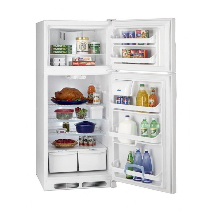 Gibson Top Mount Refrigerator 514 L 18 CFT - White