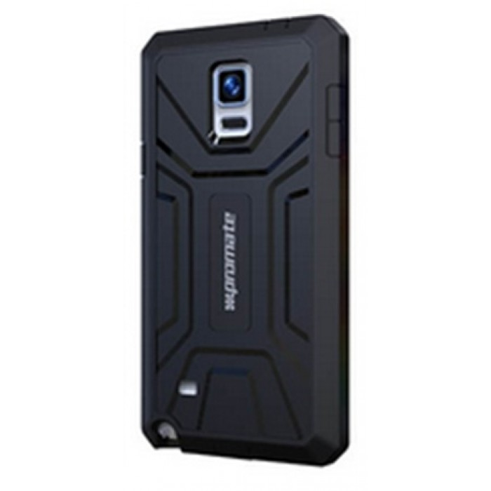 51a9fa1568a Promate Rugged and Impact Resistant Protective Case for Galaxy Note 4 -  Black. This product can be delivered across KSA ( Saudi Arabia )