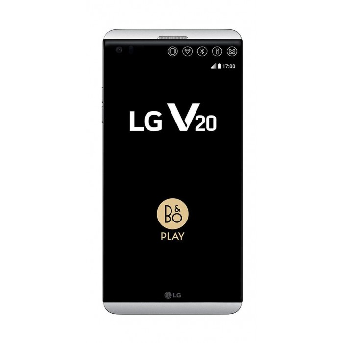 Buy LG V20 64GB Silver online at Best Price in KSA | Xcite