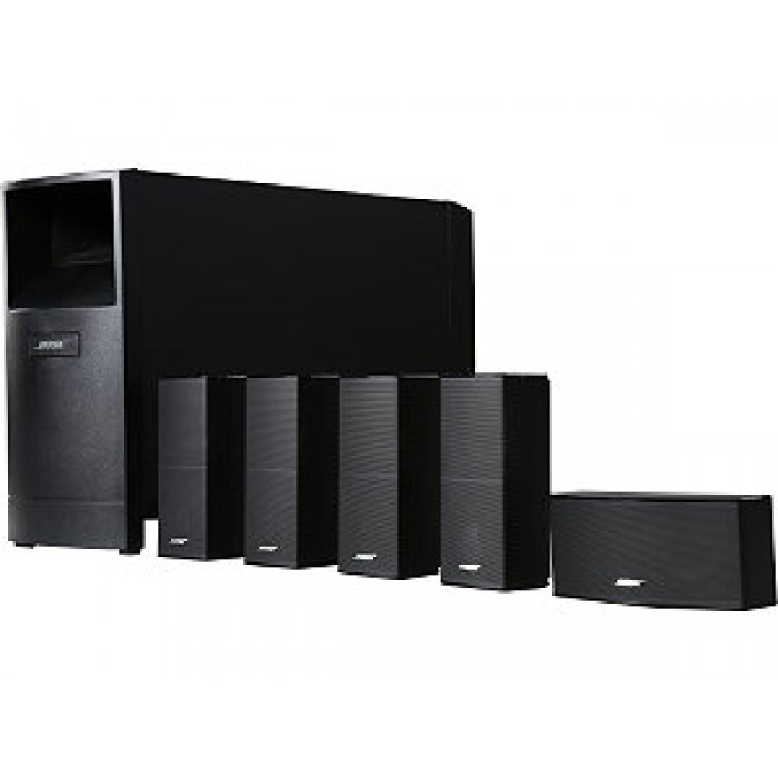 Bose Acoustimass 10 Series V Home Theater Speaker System - Black
