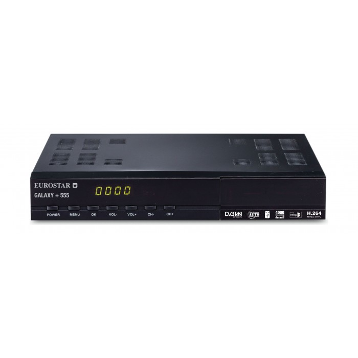 Eurostar Digital Satellite receiver manual