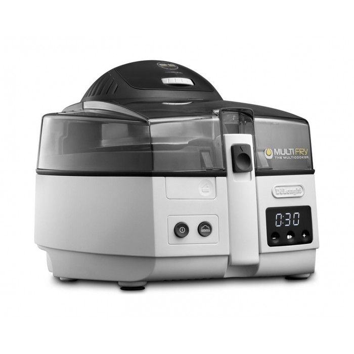 Delonghi Mulit-Purpose Fryer & Toaster | Xcite KSA
