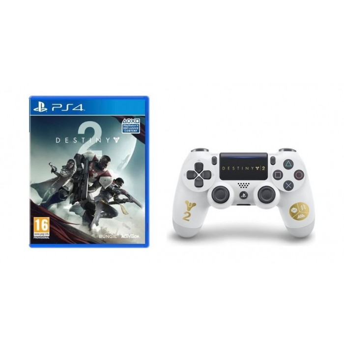 Destiny 2 Game + Destiny 2 Wireless Controller