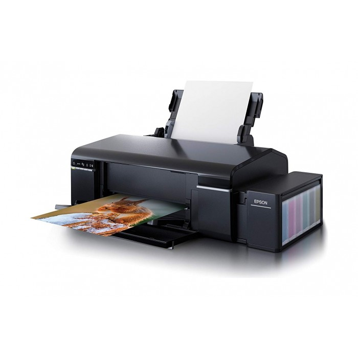 Epson L805 Single-Function Wireless Ink Tank Color Photo