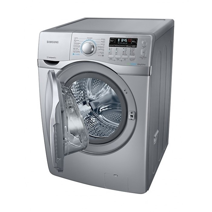 Samsung 16KG/8KG Front Loading Washing Machine | Xcite KSA