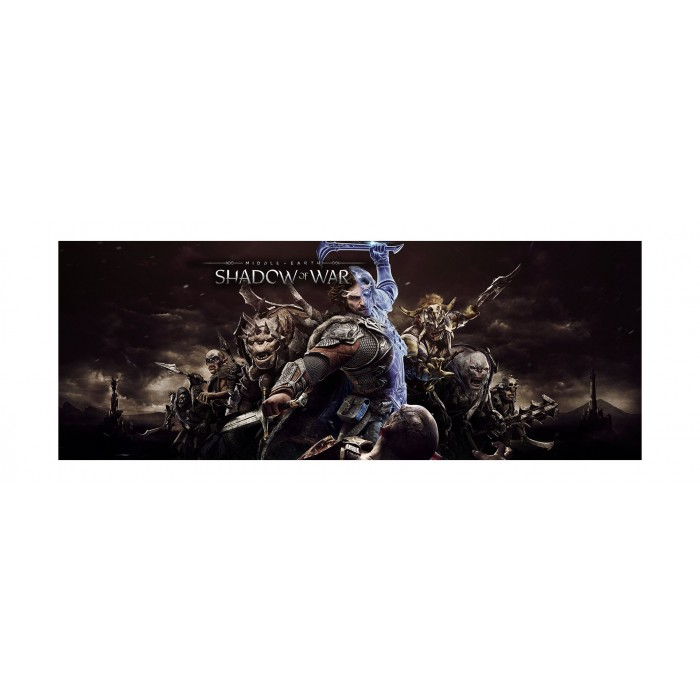 Middle-earth Shadow of War SOFT-PS4-ME-SOW PlayStation 4 War