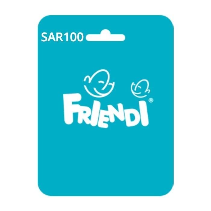 Friendi Aqua Voucher Gift Card Digital Card Network Card Saudi Store Xcite Ksa