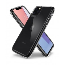 Spigen Crystal Hybrid Case for Apple iPhone 11 Pro Max - Crystal Clear