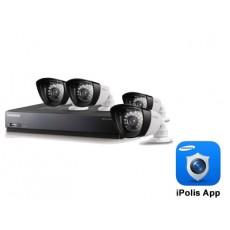 كاميرا المراقبة دي في أر من سامسونج SDS-P3042
