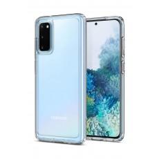 Spigen Ultra Hybrid Samsung Galaxy S20 Case - Crystal Clear