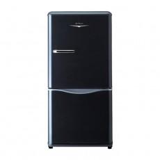 Daewoo 5.3 CFT Bottom Freezer Black Refrigerator in KSA | Buy Online – Xcite