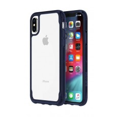 Griffin Survivor Clear For Apple iPhone XS - Clear/Iris