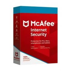 Mcafee Internet Security - 1 User