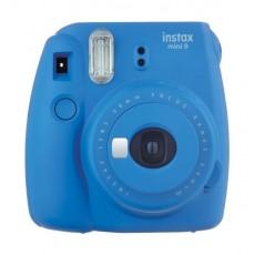 كاميرا فوجي فيلم إنستا إكس ميني ٩ الفورية – أزرق