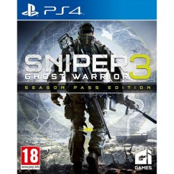 Sniper Ghost Warrior 3 - PlayStation 4 Game