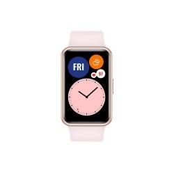 ساعة هواوي فت الذكية - وردي