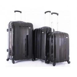 مجموعة حقائب جوردانو - ٣ قطع - أسود (25-051)