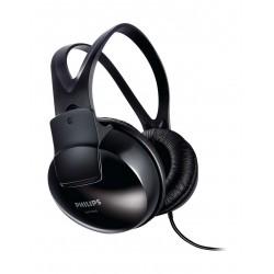 سماعة الرأس السلكية من فيلبس - أسود - SHP1900